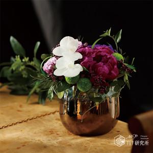 Peony&Phalaenopsis【牡丹アレンジ】