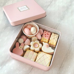 pink prinの『クッキー缶シリーズ』Spring Collection(販売用)