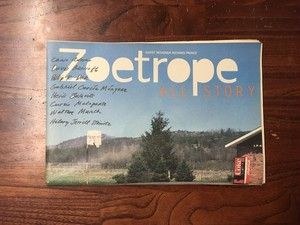 【洋雑誌】Zoetrope All-Story Vol.2 No.3