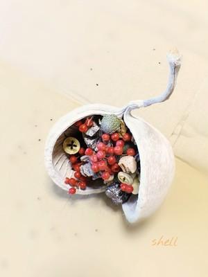 Dry materials・ナチュラルミックス in ブッダナッツ