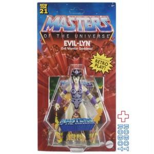 マテル MOTU マスターズ・オブ・ザ・ユニバース オリジンズ 5.5インチ イービルリン Ver.2 アクションフィギュア