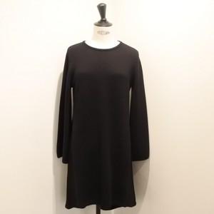LES YEUX  Aline Knit OP   black