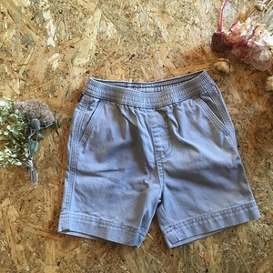 tea collection(ティーコレクション) / Easy Does It Twill Baby Shorts ショートパンツ