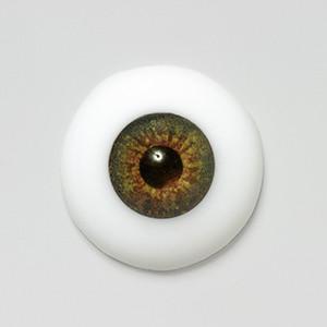 Silicone eye - 17mm Chuck Hazel