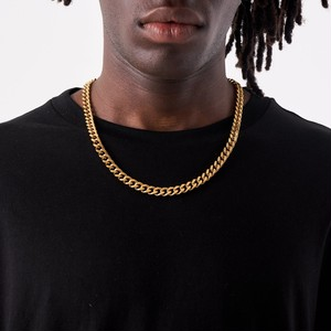 s925 【3,5,7mm】Miami Cuban Link Chain Necklace