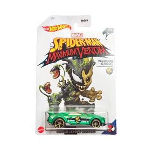 Hot Wheels ホットウィール 1/64 CUSTOM '15 FORD MUSTANG MARVEL SPIDER-MAN MAXIMUM VENOM