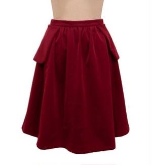 Ballet ステージカーテンスカート
