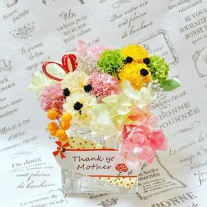 お花deわんわん 母の日プレゼント