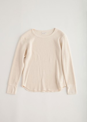 "NOWHAW / twilight ""long sleeve tee"""