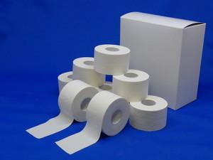 ホワイトテープ・3.75cm幅(8巻入り)