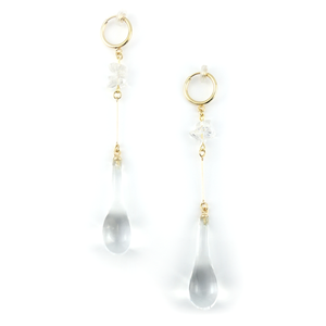 Import glass_shizuku_Earrings
