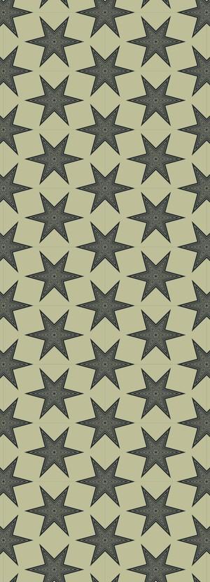 デザイン壁紙「ジオメタリック NO.1」リノベーションにも新規開業時にもクロス施工にぴったり!