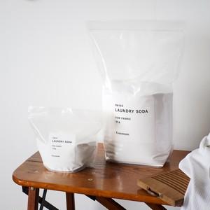 LAUNDRY SODA (ランドリーソーダ) 6kg|肌にやさしい洗濯洗剤、アレルギー、敏感肌|freemom(フリーマム)