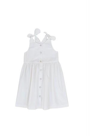 【KOKORI】Paros Dress White SS21018