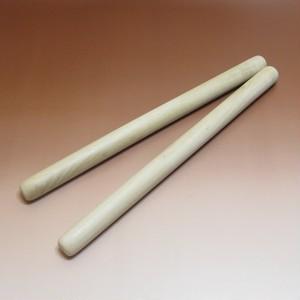 太鼓バチ朴の木 太 45cm