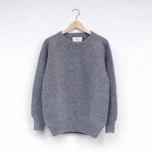 James Charlotte  PURL STITCH CREW NECK