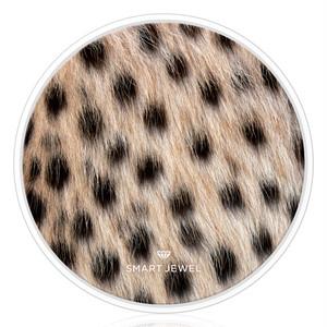 Smart Jewel-Wireless Charger-Fluffy-Cheetah