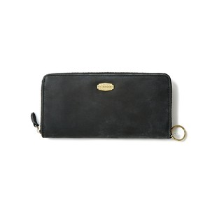 ANIMALIA / AN17U-AC07 CHISHOLM TRAIL Wallet Nubuck
