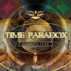 "直筆サイン入り【DJ YUTA】COMPILED""TIME PARADOX"""