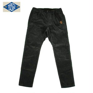 017007006 (CORDUROY FLEXIBLE EDGED PANTS) CHARCOAL