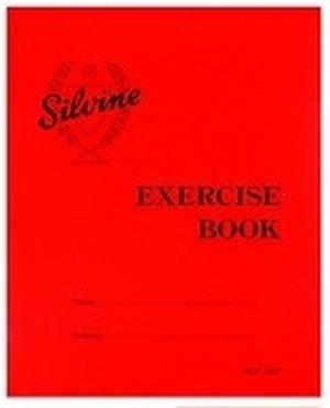 SILVINE/シルバイン(イギリス) ブリットノート レッド