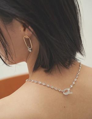 nim-34 Pierced earring