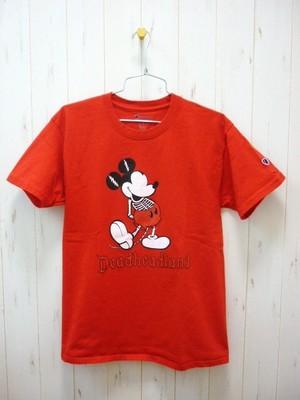 """""""Deadheadland"""" T-Shirt Champion 6.1oz. (デッドヘッドランド Tシャツ チャンピオン 6.1オンス)"""