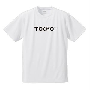 TOKYOsento Tシャツ ホワイト