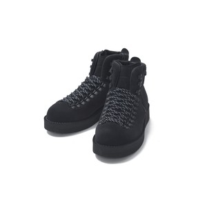 WM × DANNER SUEDE BOOTS [Mountain Light]-BLACK
