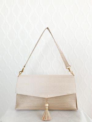 ちょっとしたお粧しバッグ -薄桜-