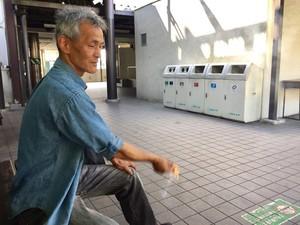こども:関根秀樹さんの縄文生活講座