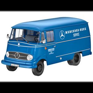 """メルセデスベンツ純正モデルカー """"Mercedes-Benz Service Van"""""""