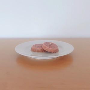 ビーツ塩サブレ