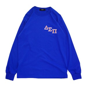 Outline Magic Circle L/S Tee (Blue)
