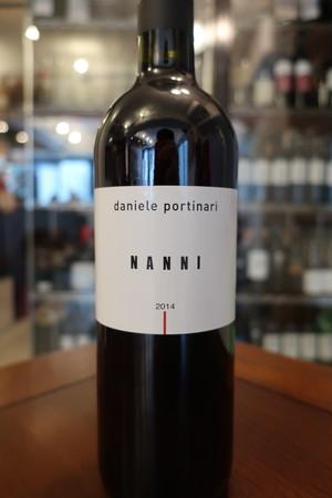 Nanni 2014 / Daniele Portinari(ナンニ/ダニエーレ ポルティナーリ)