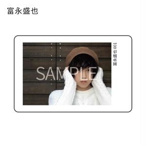 男劇団 青山表参道X 37card(富永盛也)
