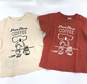 DILASH コアラカフェTシャツ 20MS010