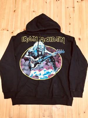 iion maden アイアンメイデン パーカー フーディー metal メタル rock ハードロック/ 80s OLD