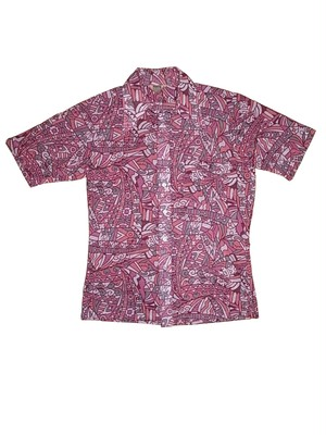 70'S S/S PSYCHEDELIC SHIRTS