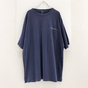 connecter Tokyo used 加工 original pocket tee(navy)