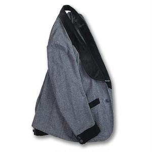Smoking jacket  [Gray]