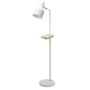 フロアタッチセンサーライト(LED電球付き) ワイヤレス充電機能付き