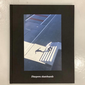 【残りわずか/BOOK】Cho Ongo - Diaspora skateboards