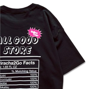ALL GOOD STORE | SPICY T-Shirt / Black