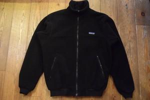 USED USA製 パタゴニア バンティングジャケット S  ブラック 90s