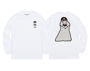 【Pre-order】Reflective Mister L/S Tee