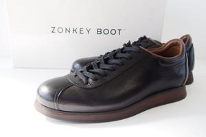 【中古】ゾンキーブーツ|ZONKEY BOOT|ローカットスニーカー39|ブラック
