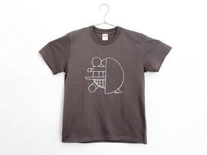 後藤美月オリジナルブランド|ズキンズズボンズTシャツ
