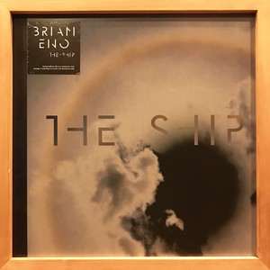 Brian Eno ‎– The Ship (2LP w/Art Prints)