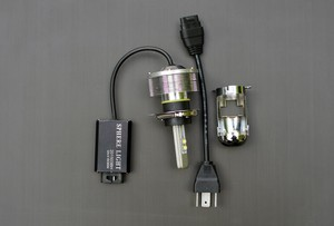 スフィアライト LEDヘッドライトバルブ H4